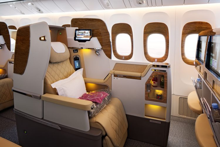 Emirates una de las mejores aerolíneas